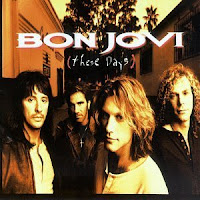Bon Jovi These Days Cover image
