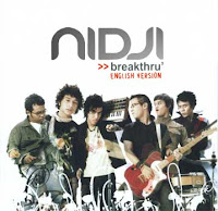 Nidji Breaktru' English Version Image