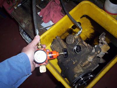 School Bus Mechanic: Cat 3116 Troubleshooting No Power