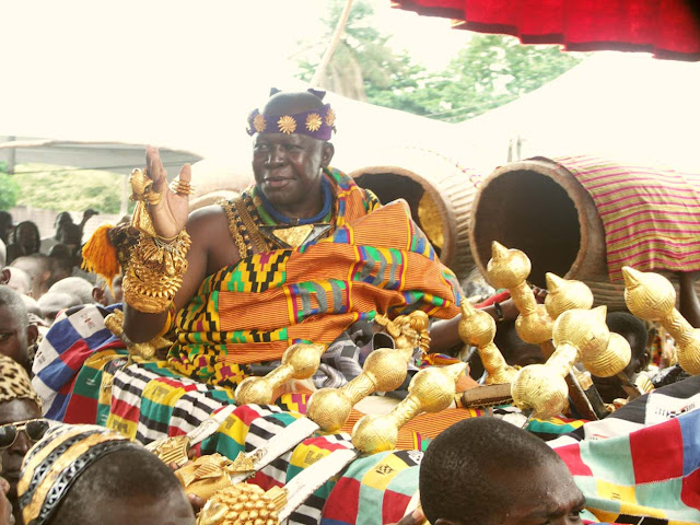 Otumfuo+bday+%286%29 The Great Akwasidae Festival Of The Asante People