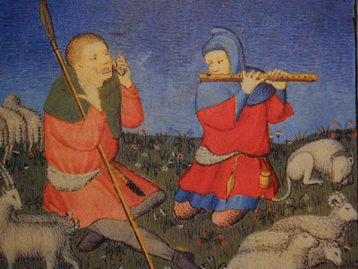 Ionarts: Folger Consort: Second Shepherds Play