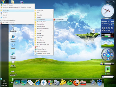 Download free windows xp awesome edition reloaded v2 for Floor 6 reloaded menu