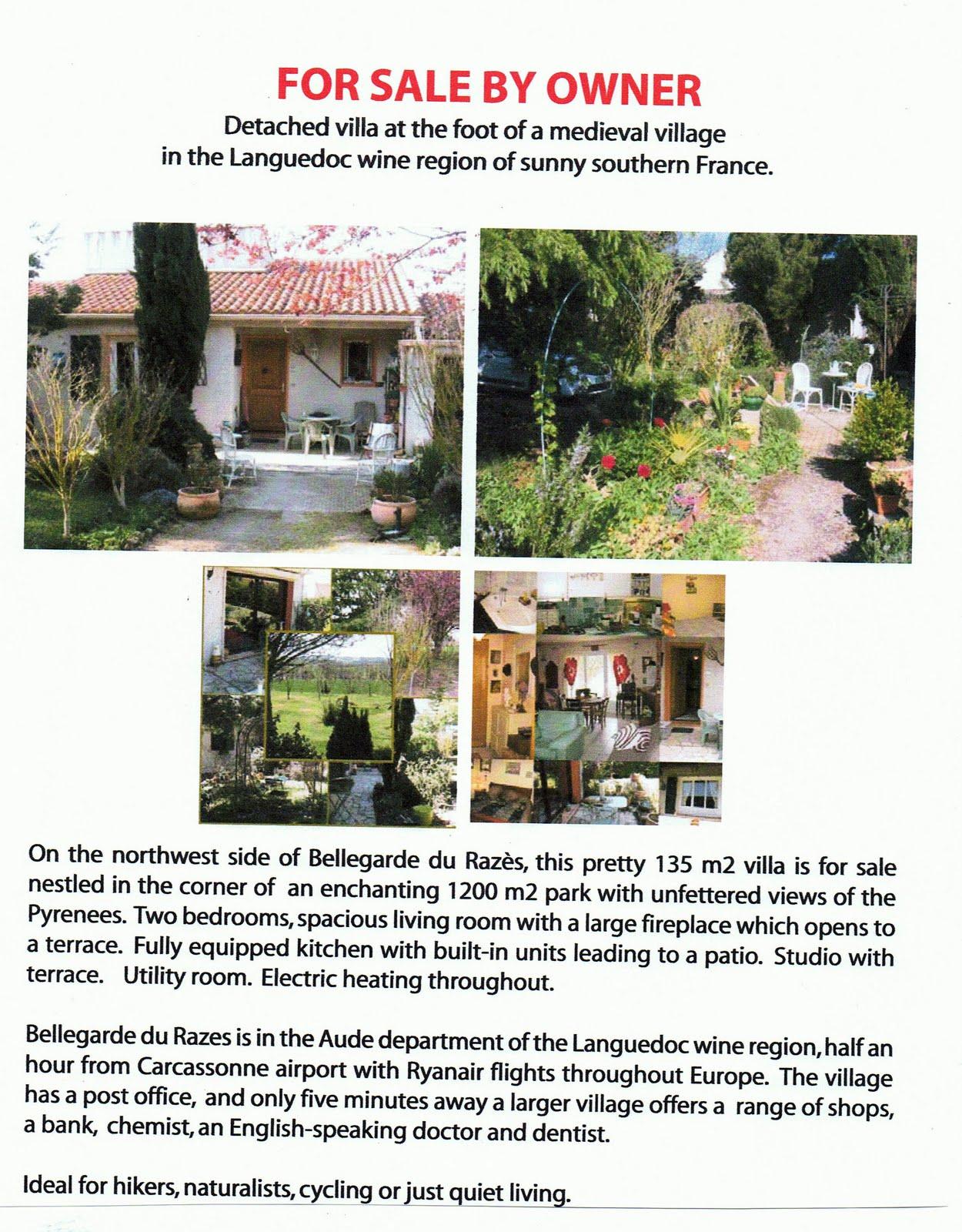 Bellegarde du raz s suite annonce maison vendre for Annonce maison particulier