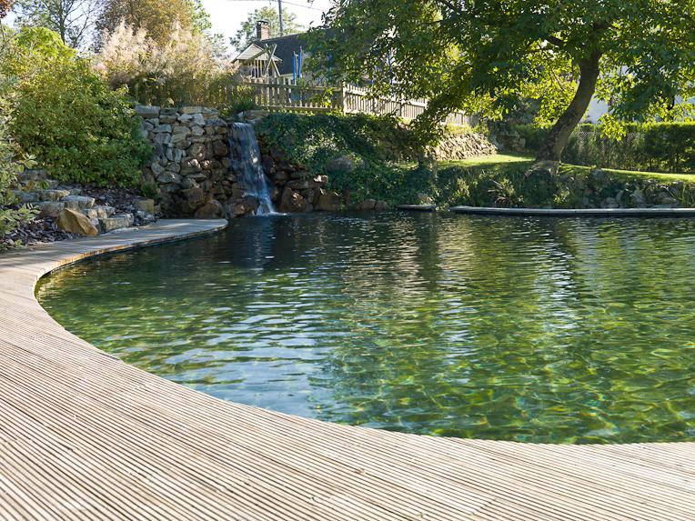 Piscine naturelle et baignade naturelle avril 2011 - Autoconstruction piscine naturelle ...
