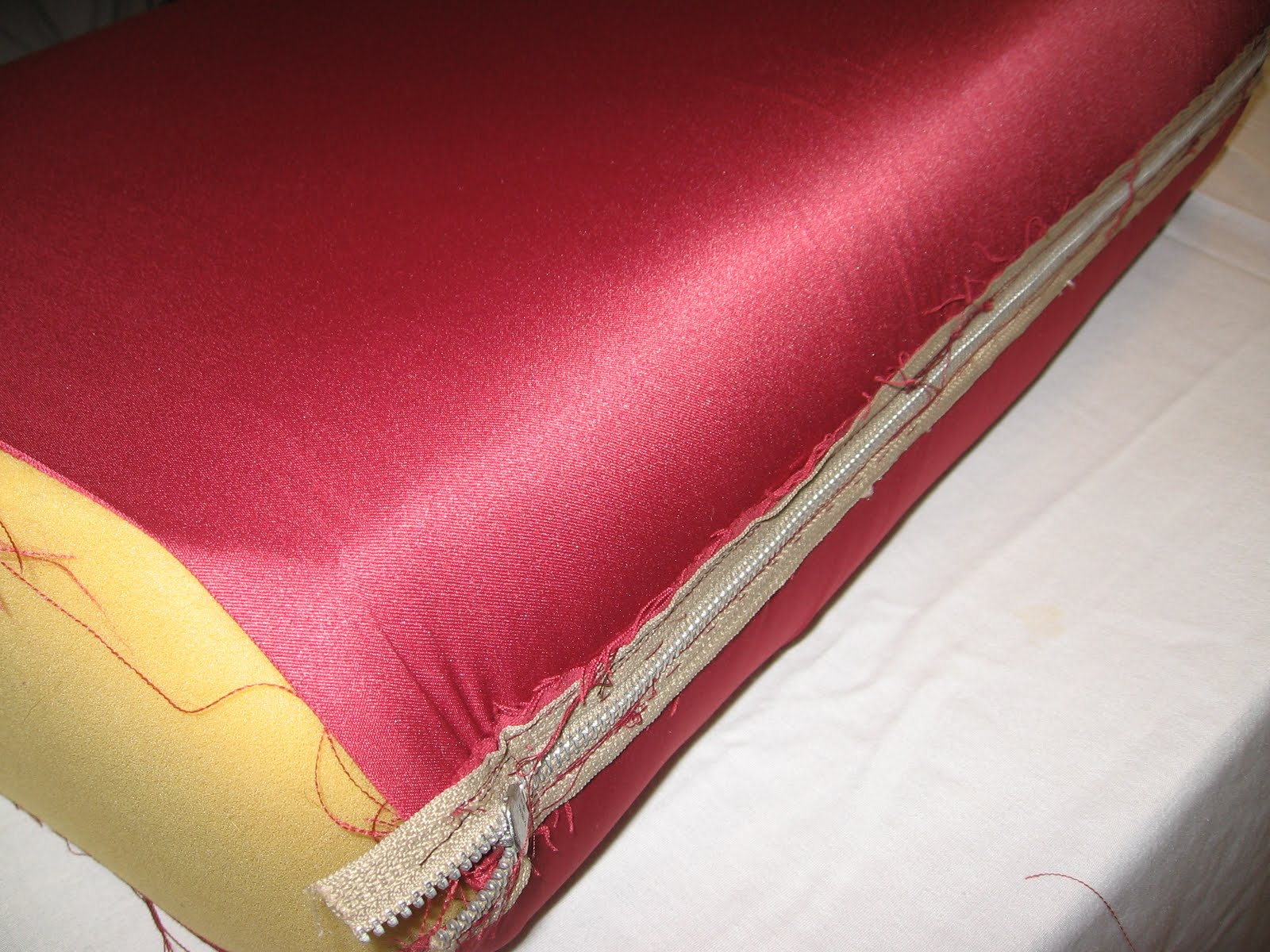 in Home How to Re Cover Couch Cushions includes the world s