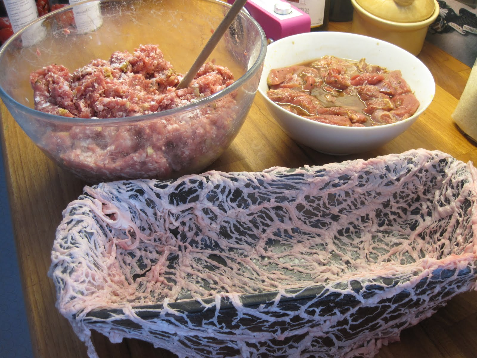 Jonas kogebog: Andeterrine med appelsin og valnødder