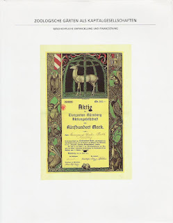 front cover of the Schmitz Metzger catalogue on securities of Zoo companies