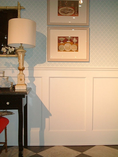 Paneled Walls Pics: SEM Interiors : Home Goals & Projects For 2011