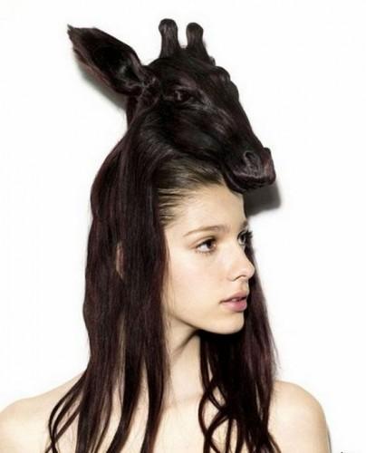 Lindsay Alicia: Crazy Crazy Animal Hair