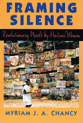 <i>Framing Silence: Revolutionary Novels by Haitian Women</i> – Myriam J. A. Chancy