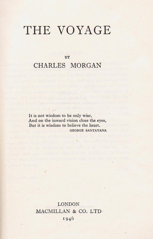 Tony Morgan's ShawCharles The Voyage1940 Dr 5L3j4RqA