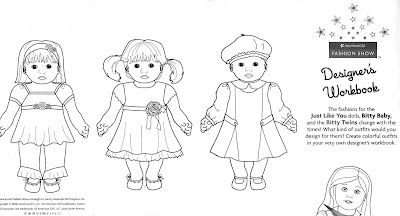 american girl elizabeth coloring pages - photo#16