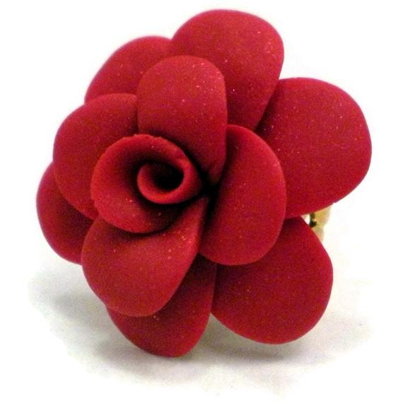 Clay Flowers Tutorials: Too Sweet Magnolias: DIY Polymer Clay Flower Tutorial