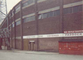 Outside the Stretford End