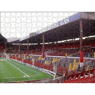 Manchester United Stretford End 1988
