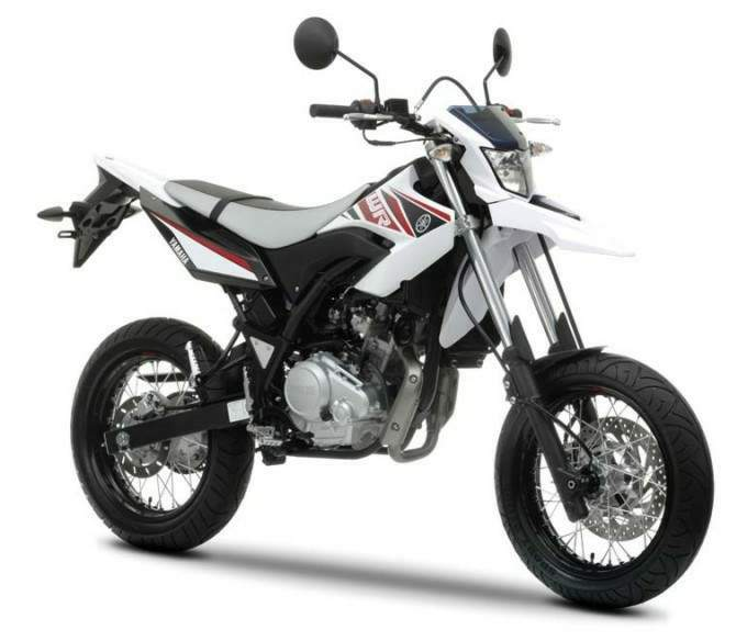 yamaha wr125x supermoto 125cc motorspeed freakz. Black Bedroom Furniture Sets. Home Design Ideas