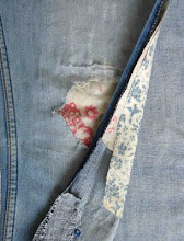 Mend and Patch Jeans
