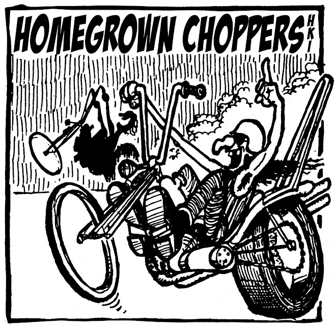 HOMEGROWN CHOPPERS