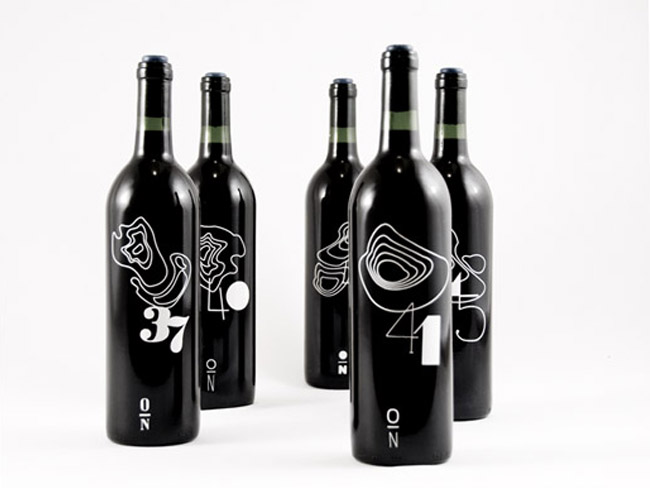 ºN Italian Wine on Packaging of the World - Creative Package Design