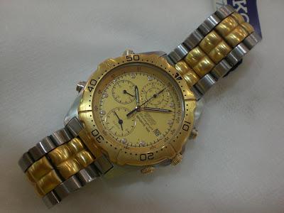 Seiko quartz chronograph sports 150 manual