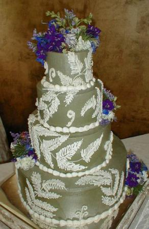 CakeChannel.com - World of Cakes: Picture of Wedgewood ...