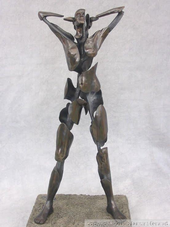 ages de la femme sculpture