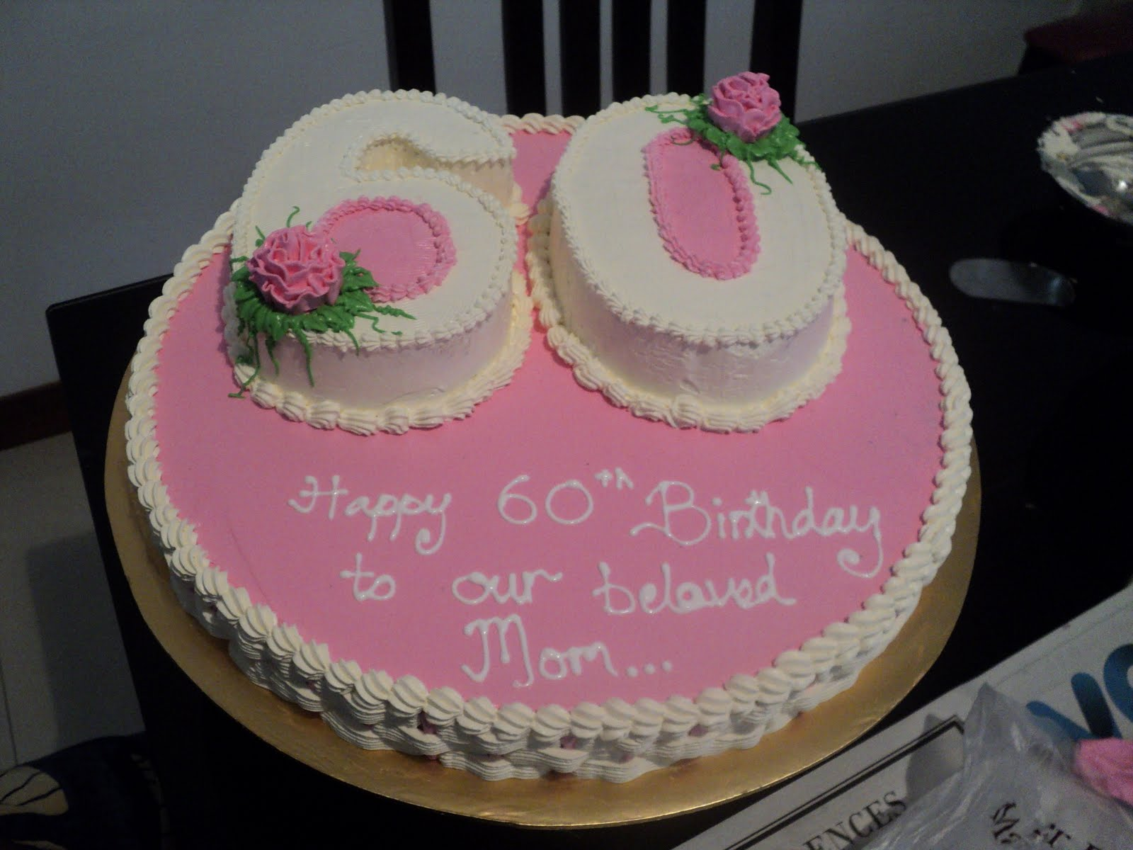60th Birthday Quotes Cake Quotesgram