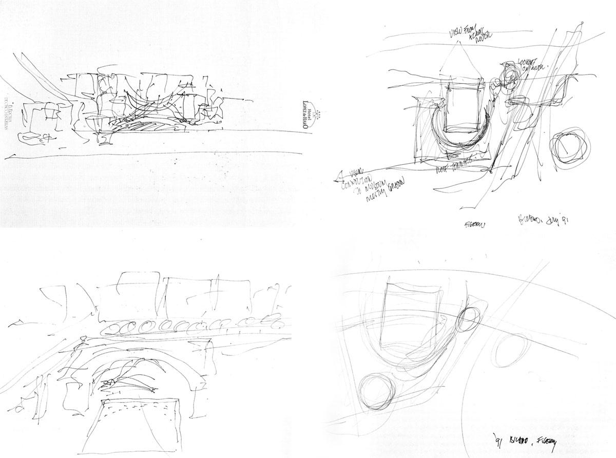 Guggenheim Museum Bilbao Spain Fog Sculpture Auto Electrical Wiring Dimming Leviton Diagram Ballast Sd2j8