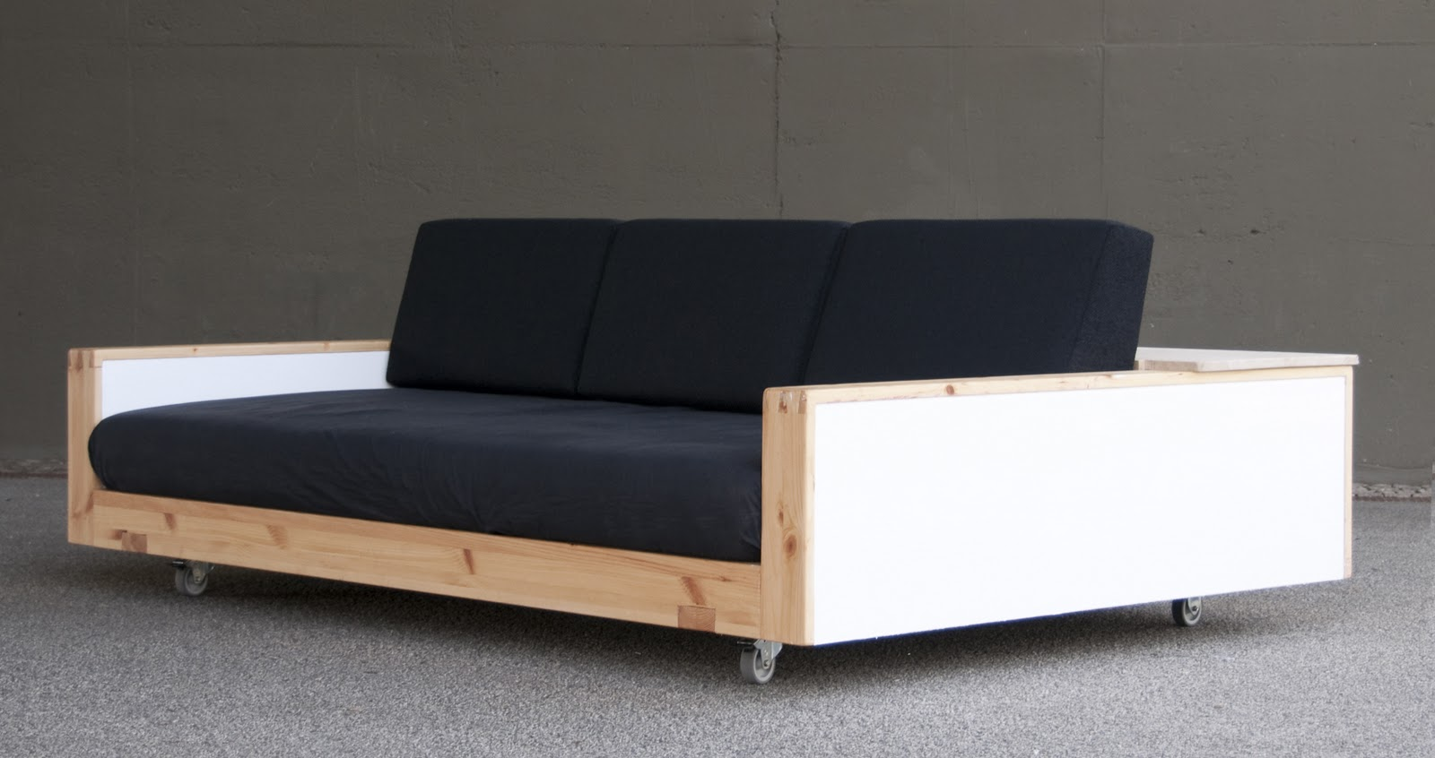 Bettsofa Diy Hartz Iv Möbel Siwo Sofa