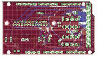 New Arduino Mega Shield for CNC interface! | RepRapDiscount