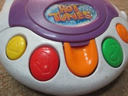 Baby Blogs Playskool Hot Tunes Cd Player With 2 Disc