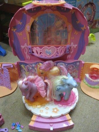 Baby Blogs Little Pony Twinkle Twirl S Dance Studio