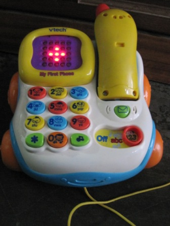 Vtech My First Phone My Baby