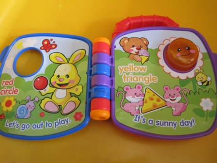 Fisher Price Shape N Colors My Baby