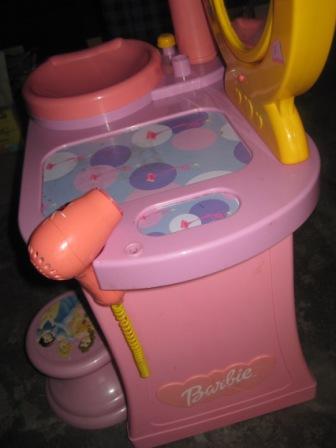 Princess Vanity Amp Hair Dressing Table My Baby
