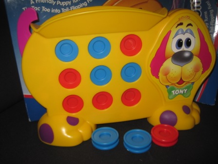 Fisher Price Tic Tac Tony Game My Baby