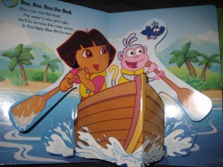 Doras Musical Rescue Book My Baby Stuff