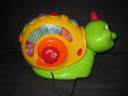 Chicco Pull Along Musical Snail My Baby Stuff