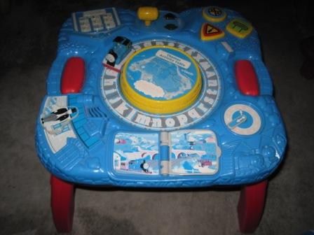 Vtech Thomas Tank Activity Table My Baby