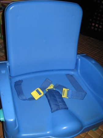 Safety First Foldable Booster Seat With Tray My Baby Stuff