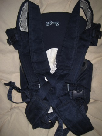 Buy snugli baby carrier instructions