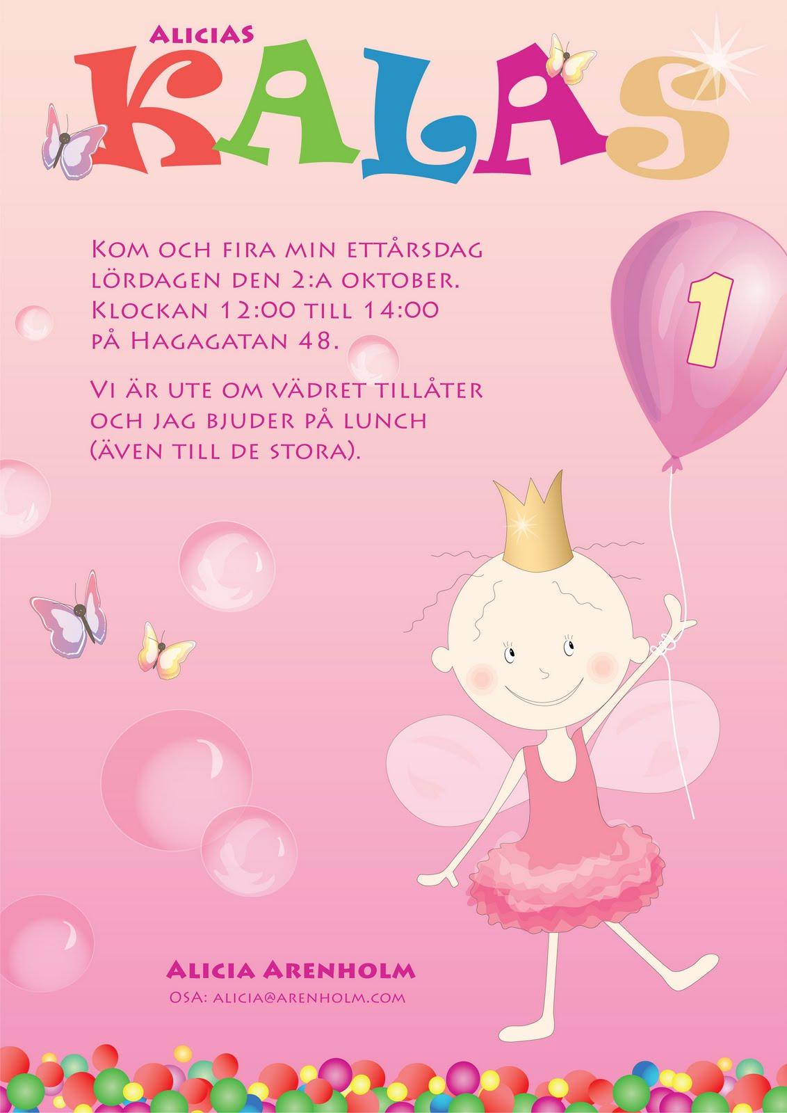 gratis inbjudningskort online