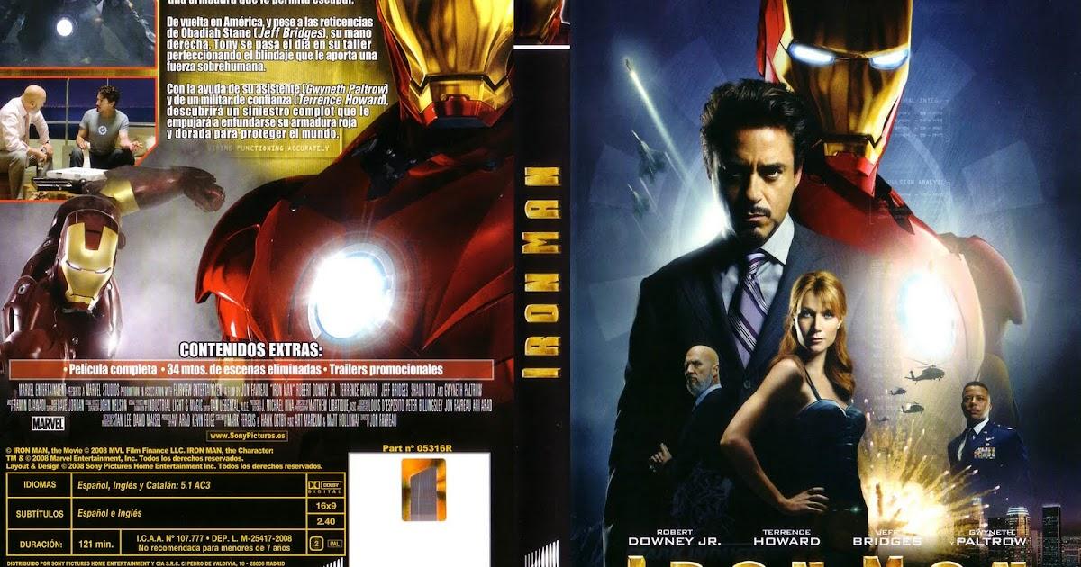 Descargar Iron Man 4 A2zp30: Peliculas3gp Para Celular: Iron Man 1 Español Latino