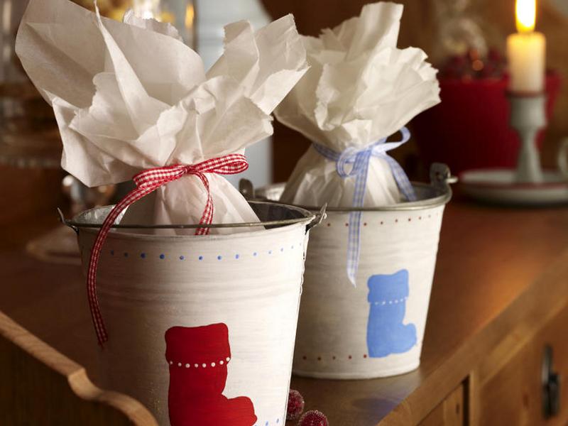 Ideas envolturas originales para regalos de navidad for Envolturas para regalos