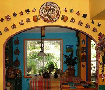 Decoraci n estilo mexicano mexican decor desde jalisco - Como decorar un piso antiguo ...