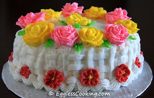 Cake Icing Recipe For Decorating: ALL I WANNA DO Is BAKE!: Types Of Icing