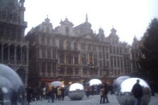 Arredo Urbano Natalizio.Furettofurbetto Arredo Urbano Natalizio A Bruxelles