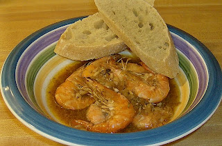 BBQ Shrimp | Ms. enPlace