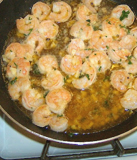 Shrimp In Spicy Garlic Sauce