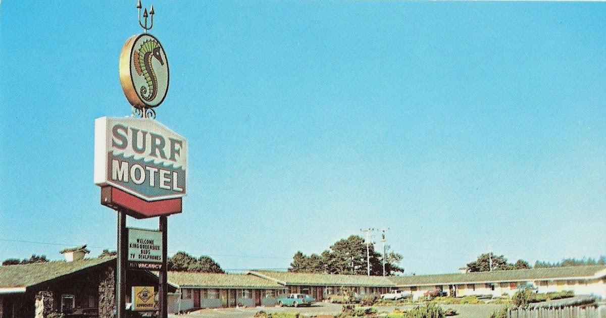 Harbor Light Motel Fort Bragg